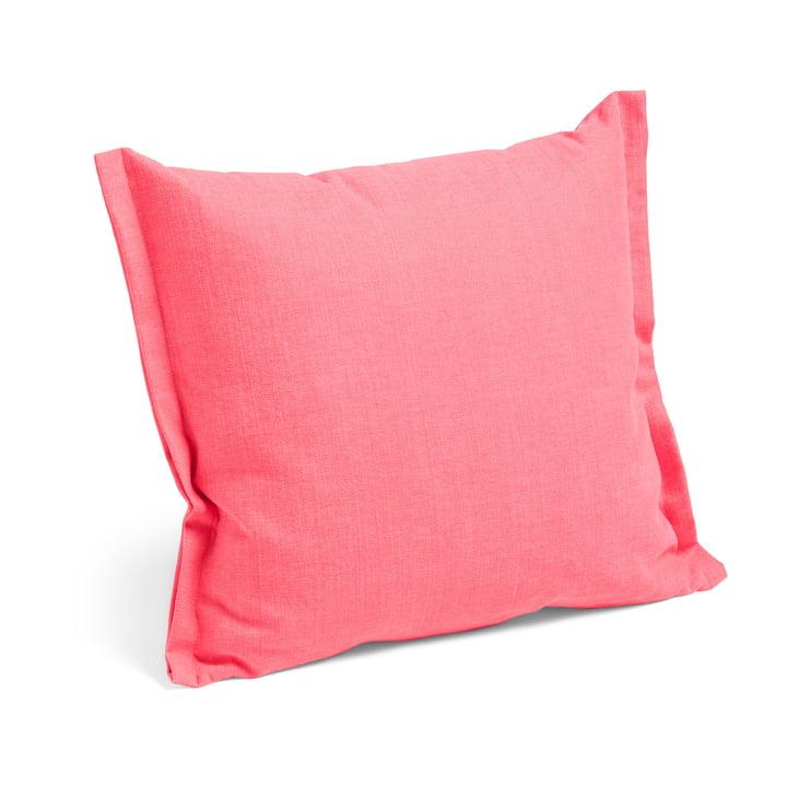 Plica Tint cushion 60 x 55 cm by Hay in flamingo
