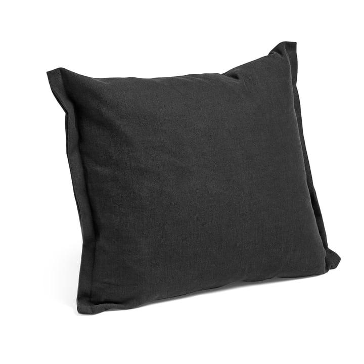 Plica Tint cushion 60 x 55 cm from Hay in black