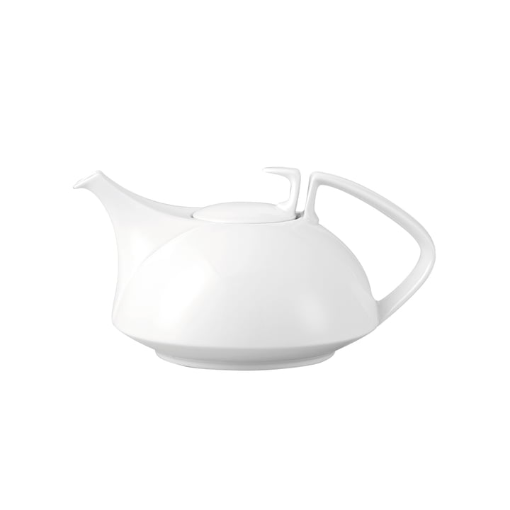 TAC teapot small by Rosenthal in white