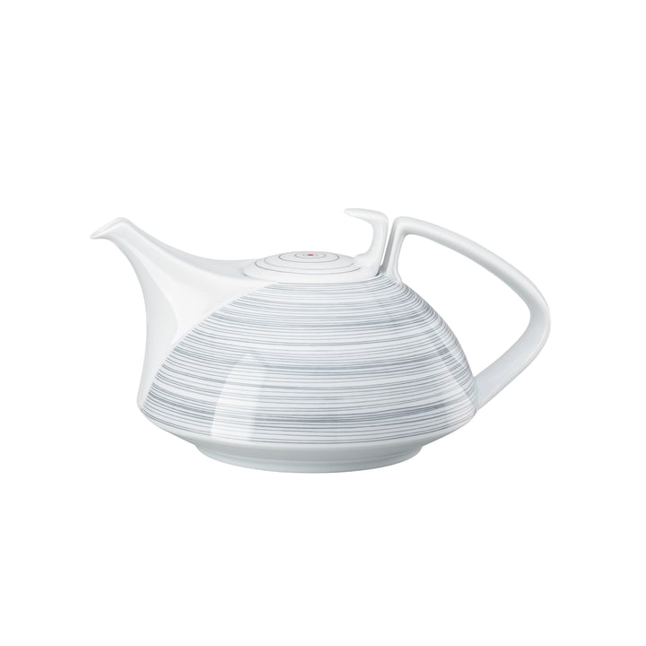TAC teapot small by Rosenthal in stripes 2. 0