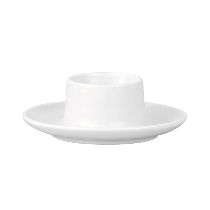 TAC Eggcups from Rosenthal in white