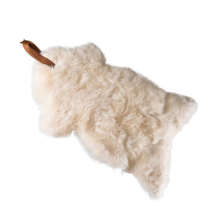 Sheepskin Sheepscoat in white by Weltevree