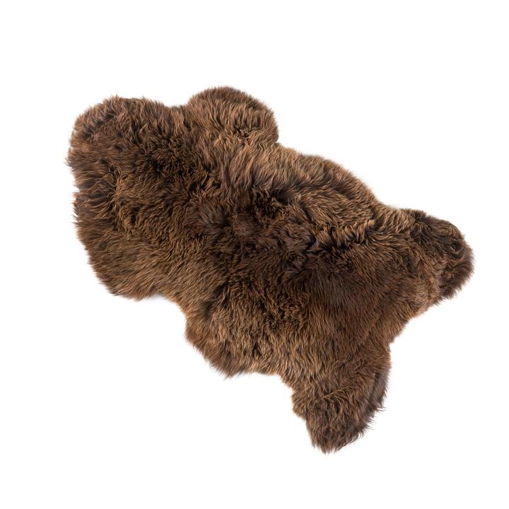 Sheepskin in brown by Weltevree
