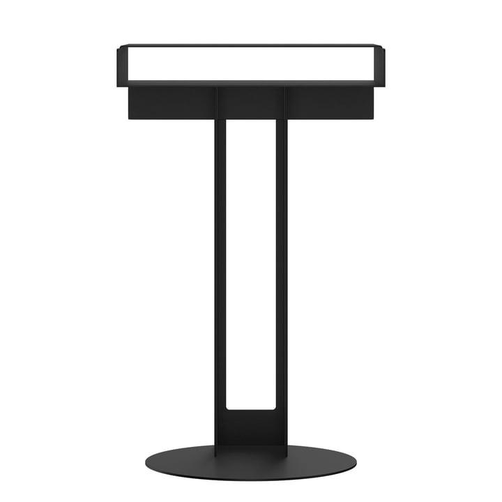 Meta side table from New Tendency in black