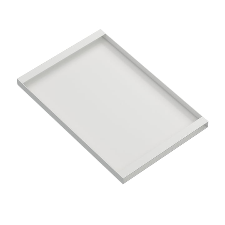 Torei serving tray 475 × 315 × 25 mm from New Tendency in white