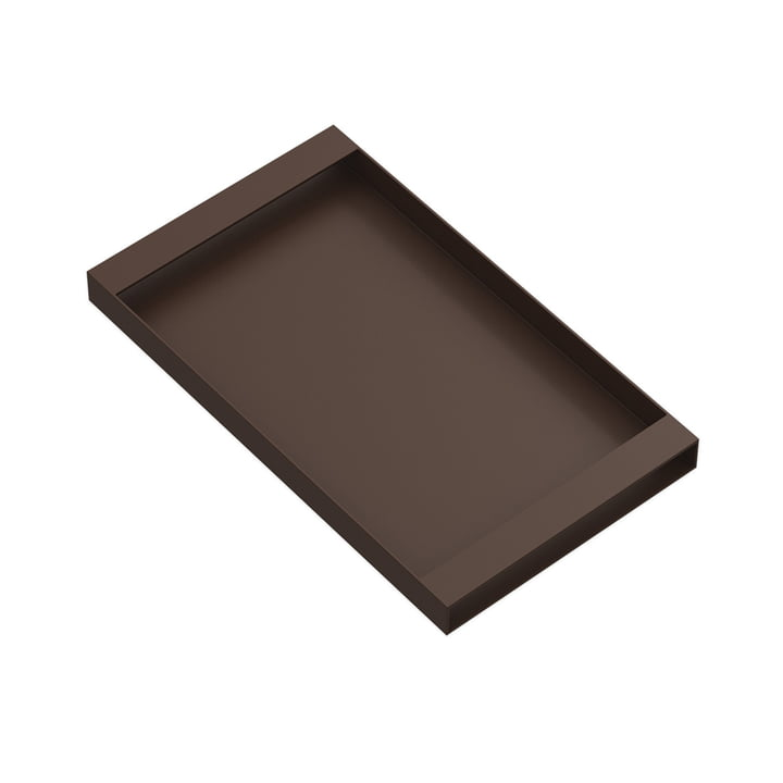 Torei serving tray 320 × 185 × 25 mm from New Tendency in umbra