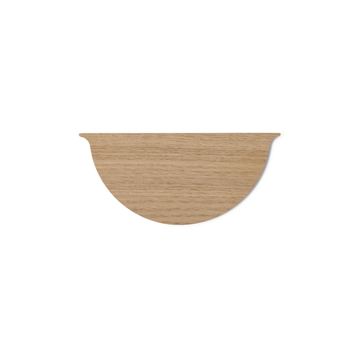 VertiAccessories Lid for VertiPlants Mini by Verti Copenhagen made of oak