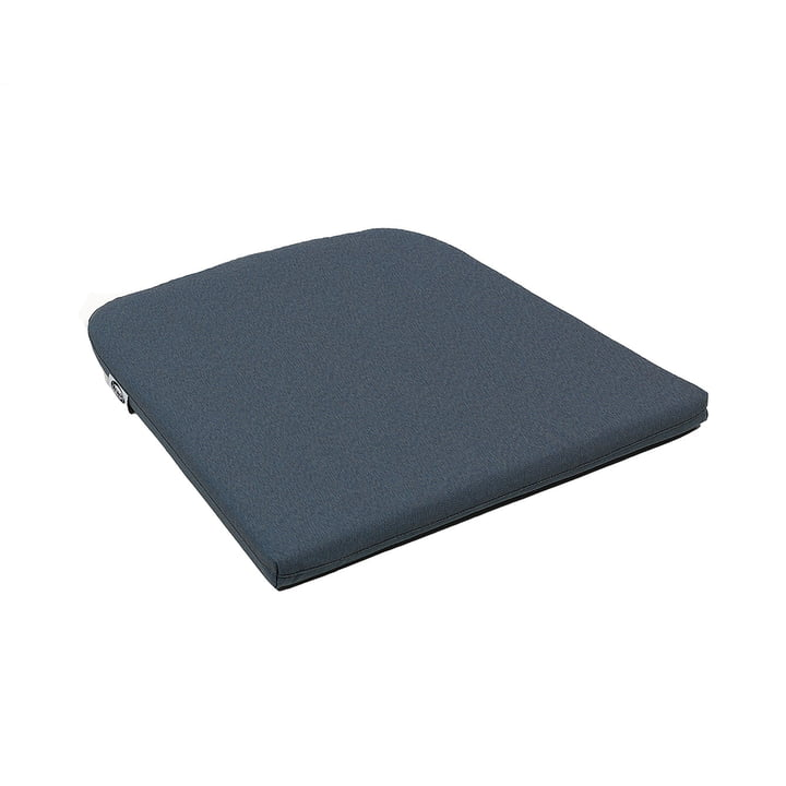 Seat cushion for Net armchair in denim by Nardi