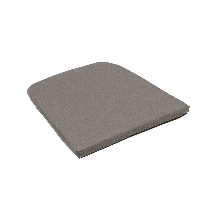 Seat cushion for Net armchair by Nardi in grey (Sunbrella)