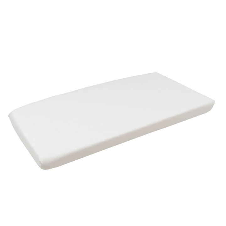 Seat cushion for Net Bank in white by Nardi