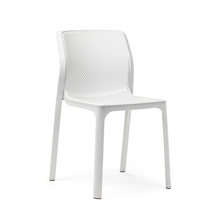 The Bit chair in white from Nardi