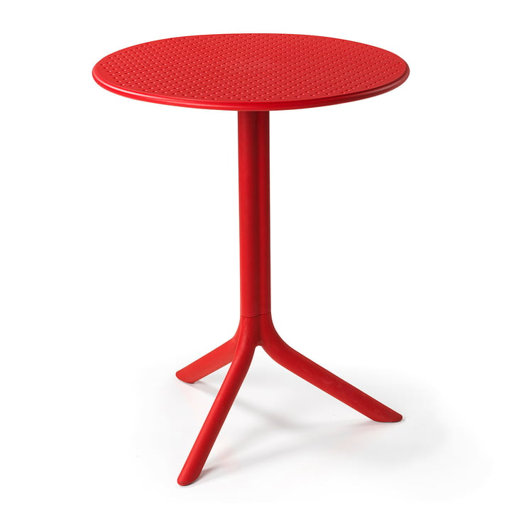 The Step Table in red from Nardi