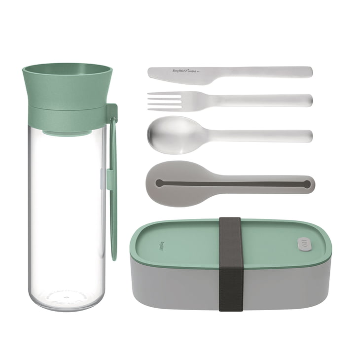 Leo To Go Lunch Set (6 pcs.) by Berghoff
