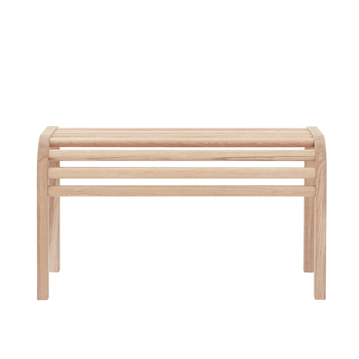 B1 Bench by Andersen Furniture in oak matt lacquered