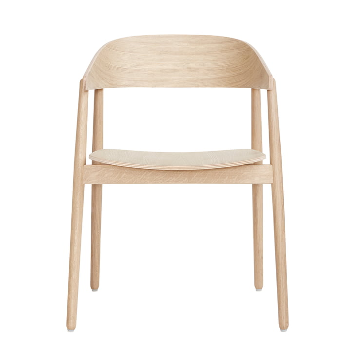 AC2 chair by Andersen Furniture in oak soaped