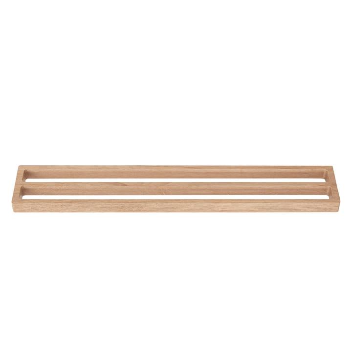 Towel rail double by Andersen Furniture made of oak wood