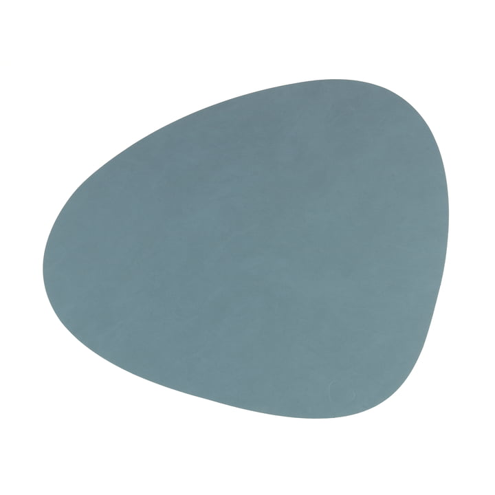 Table set Curve L by LindDNA in Nupo light blue