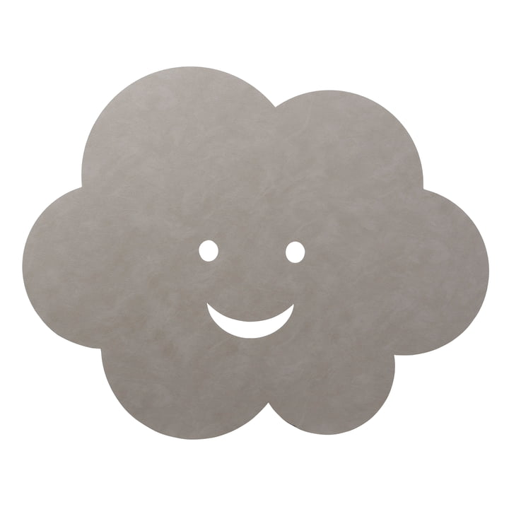 Children Floor Mat Cloud XXXL by LindDNA in Cloud light grey