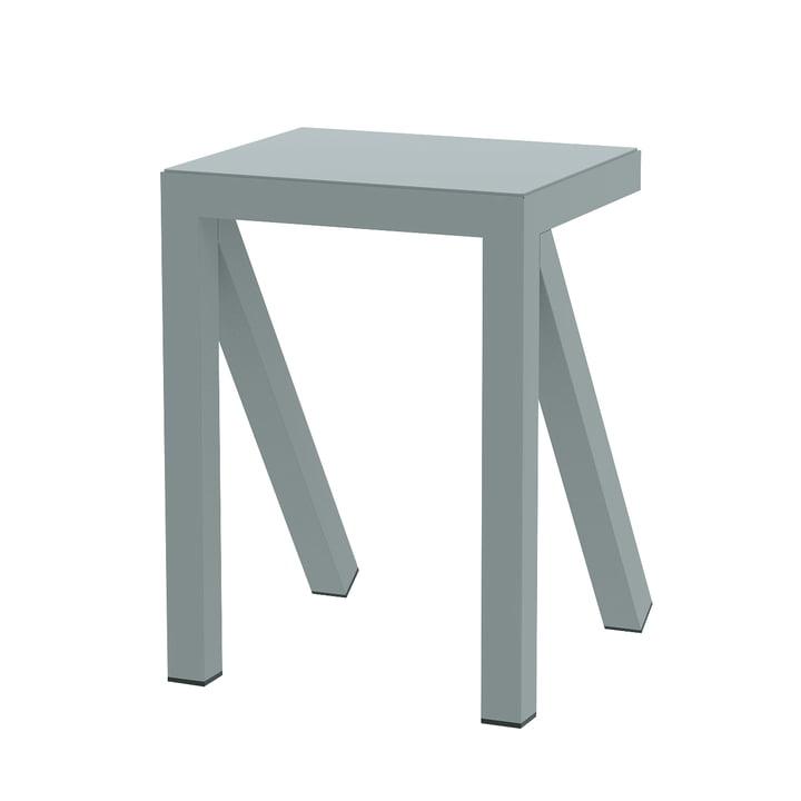 Bureaurama stool H 50 cm in grey by Magis