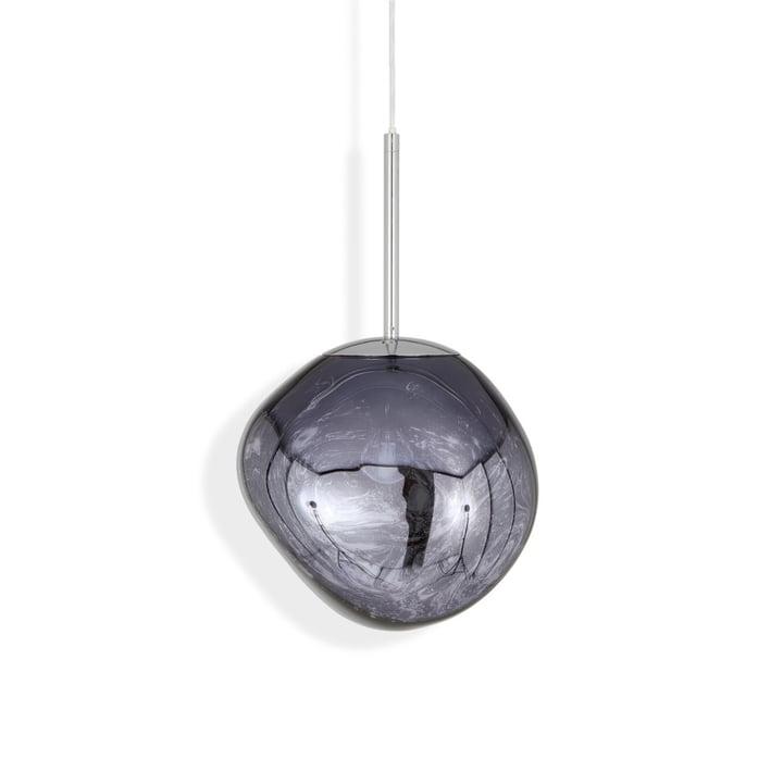 Melt Mini LED Pendant Light from Tom Dixon in smoke