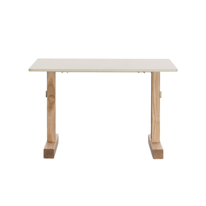 Little Big children's table by Magis Me Too in ash / HPL white