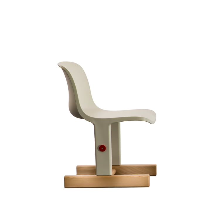 Little Big high chair by Magis Me Too in white