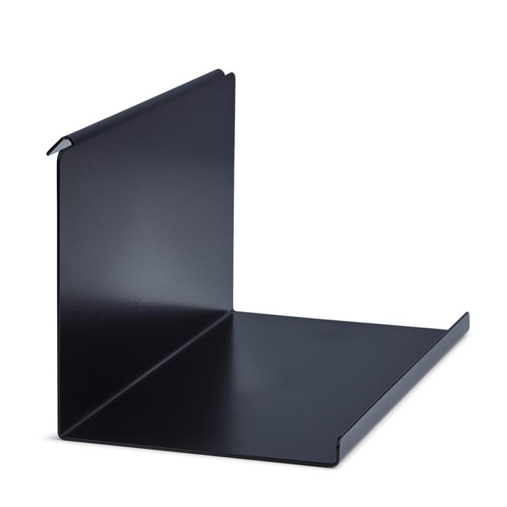 Flex Side Table in black by Gejst