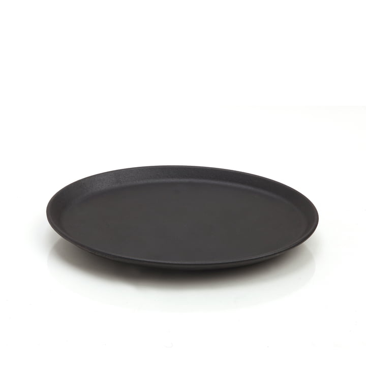 Frying plate Ø 32 cm in black from Morsø
