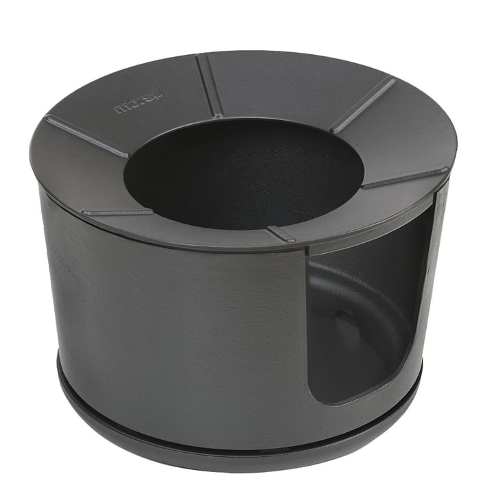 Jiko Outdoor stove in black from Morsø