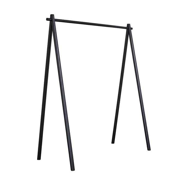 Hongi wardrobe in black by Karup Design