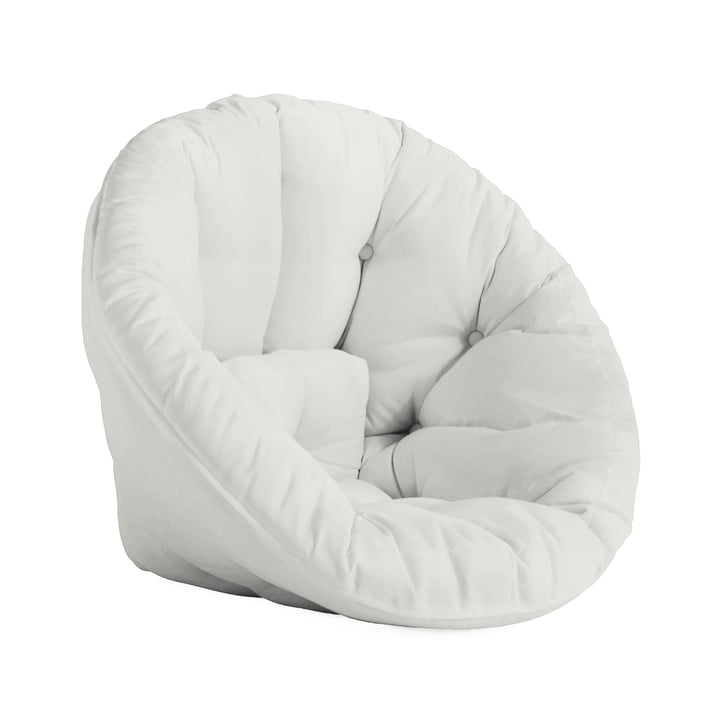 Nido OUT Futon armchair by Karup Design in white (401)