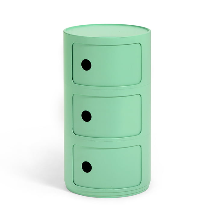 Componibili Bio 5970 from Kartell in green
