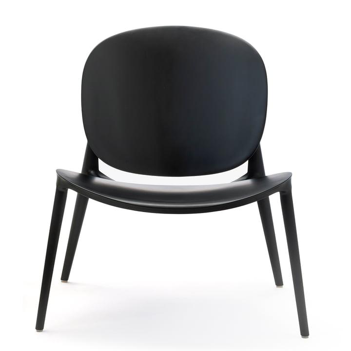 Be Bop armchair from Kartell in black matt