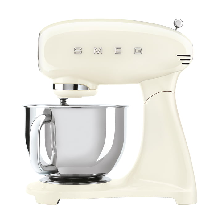 Food processor SMF03 in cream from Smeg