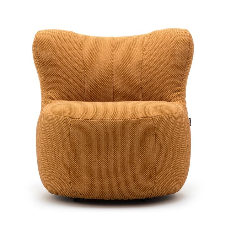 173 armchair freistil in golden yellow (4027)