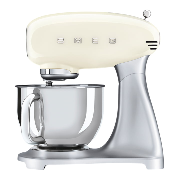 Food processor SMF02 in cream from Smeg