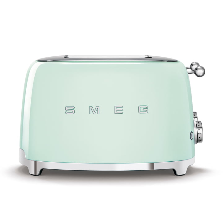 4-Slices Toaster TSF03 in pastel green by Smeg