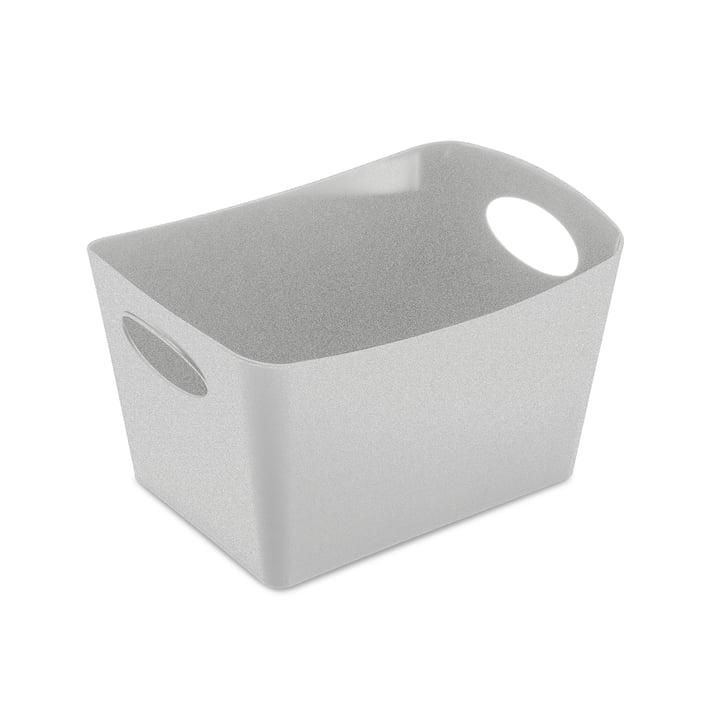 Boxxx S Storage box in organic grey from Koziol