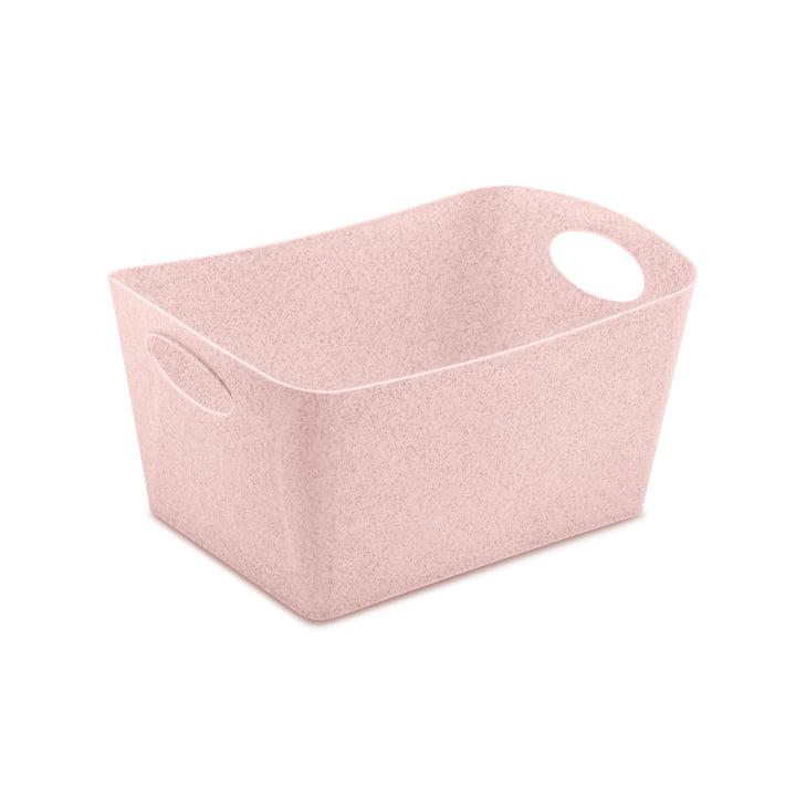 Boxxx M Storage box in organic pink from Koziol