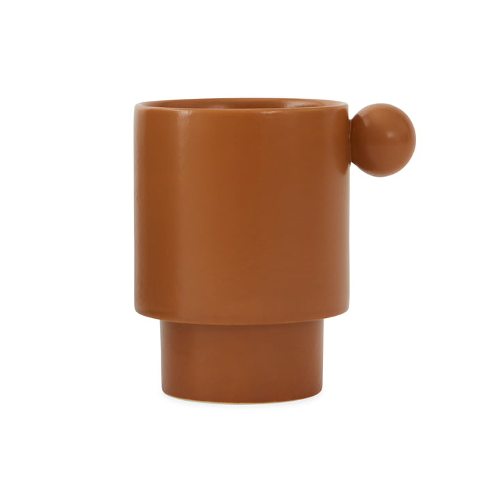 Inca cup of OYOY in caramel