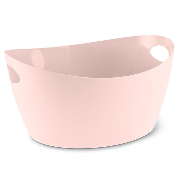Tubtichelli Zuber L by Koziol in queen pink