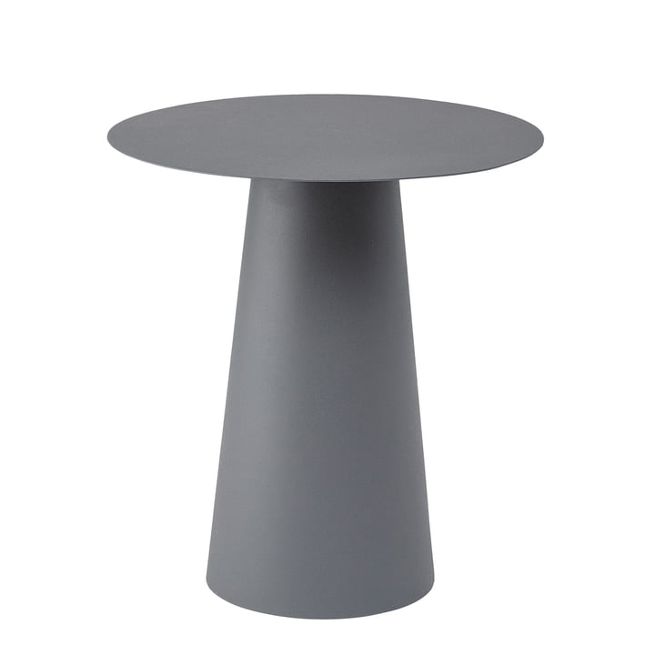 Bo Side table Ø 40 x H 43 cm from Bloomingville in grey
