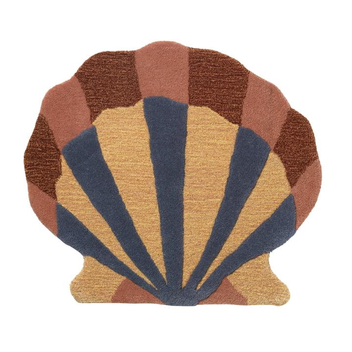 "Children's room / tapestry ""Shell"" by ferm Living in multi"