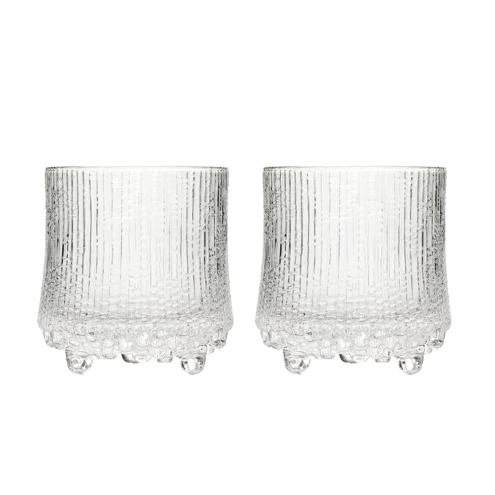 Ultima Thule whisky glass 28 cl (set of 2) from Iittala