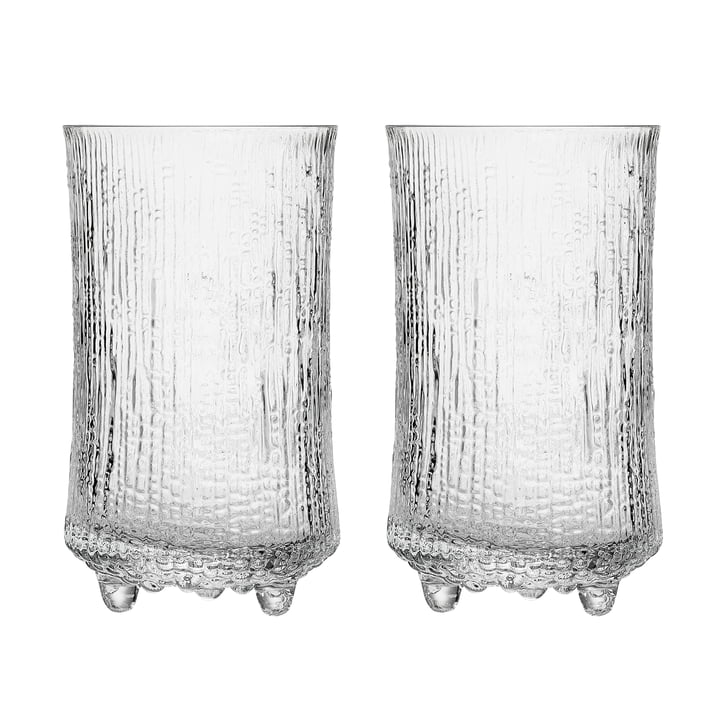 Ultima Thule beer glass 60 cl (set of 2) from Iittala