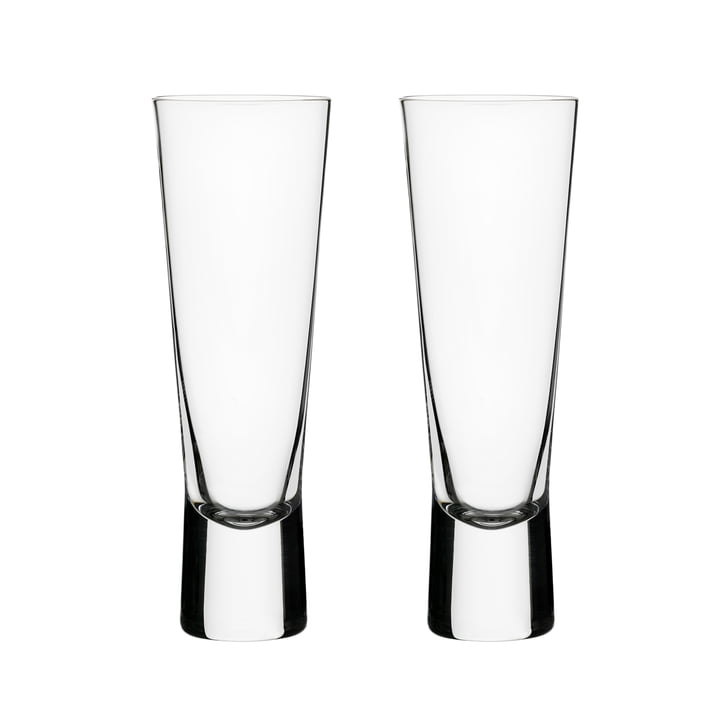 Aarne champagne glass 18 cl (set of 2) from Iittala