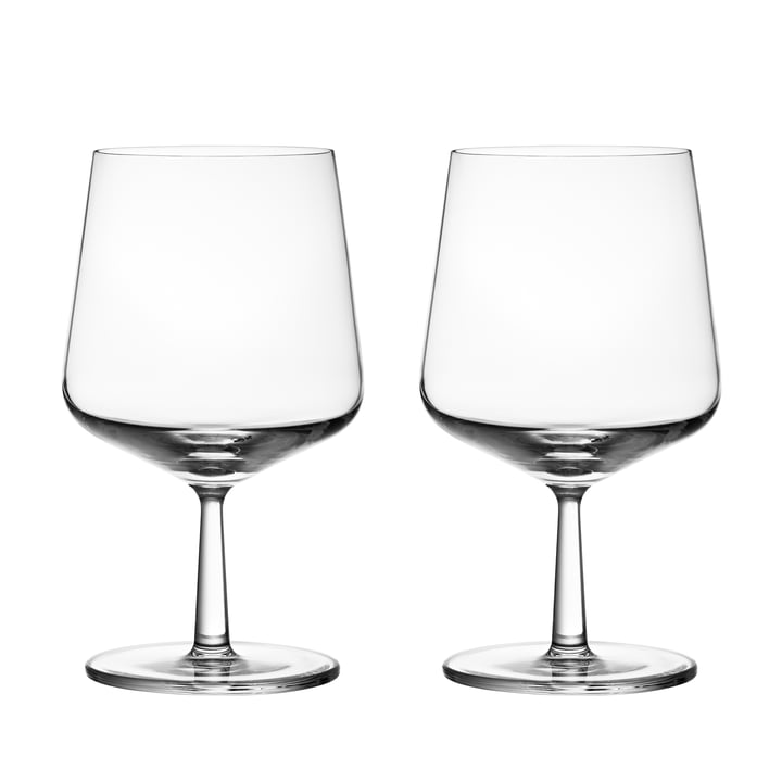 Essence beer glass 48 cl (set of 2) from Iittala