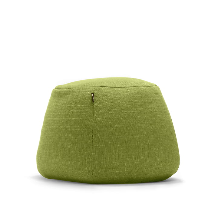 173 Pouf Ø 55 cm from freestyle in green (1032)