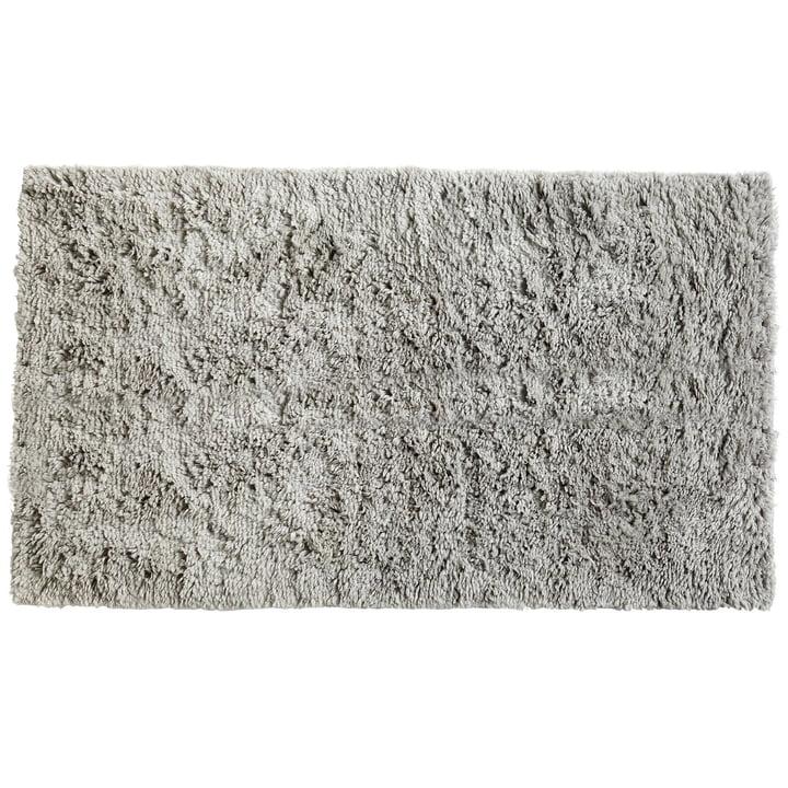 Shaggy carpet, 240 x 170 cm in warm grey by Hay