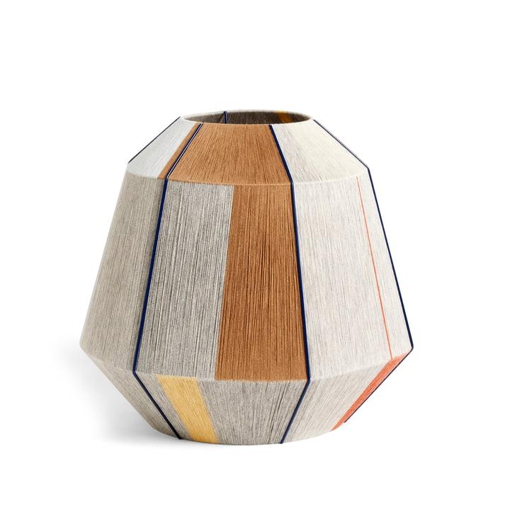 Bonbon lampshade L, Ø 50 x H 46 cm, earth tones by Hay